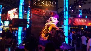 Sekiro: Shadows Die Twice Statue