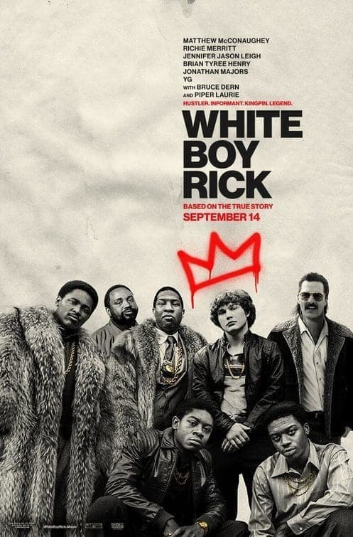 White Boy Rick TIFF 2018 Movie Review 2