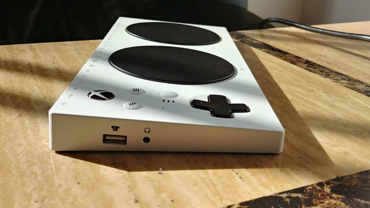 Xbox One Adaptive Controller Review 1