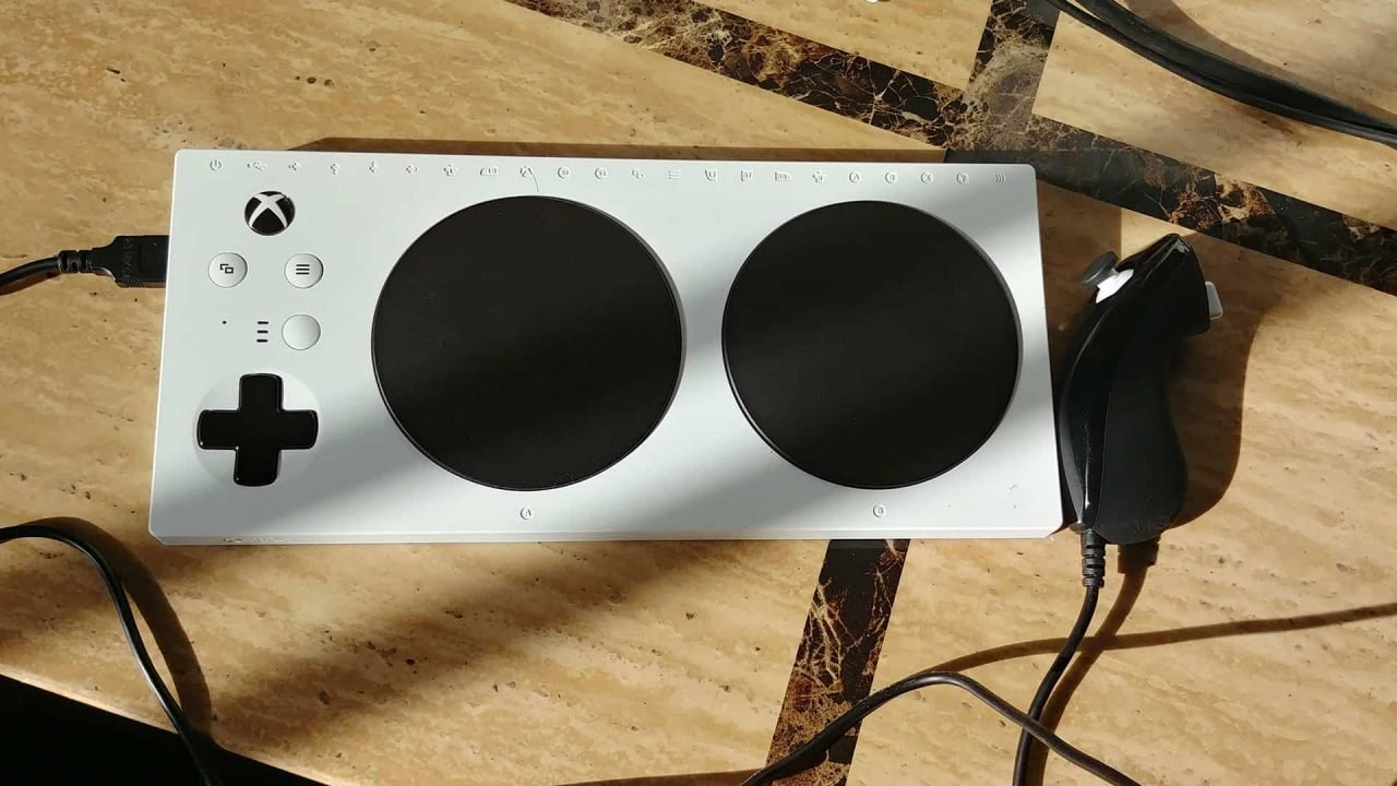 Xbox One Adaptive Controller Review 4