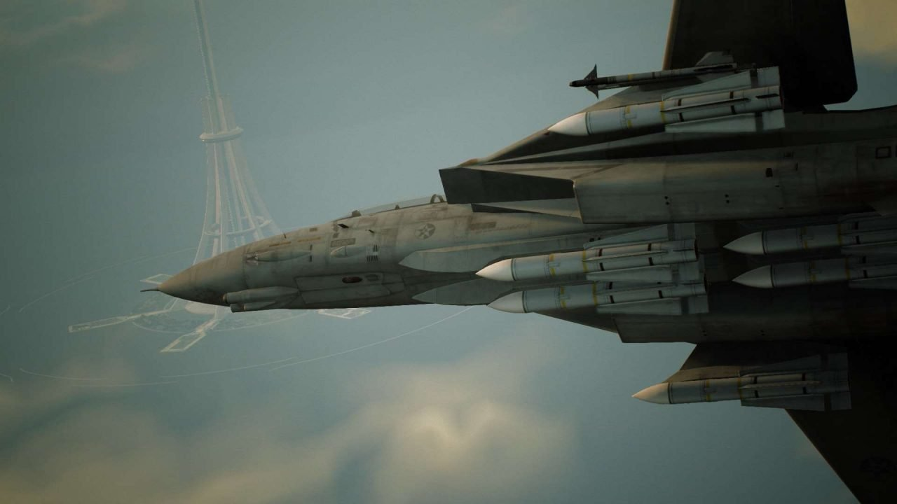 Ace Combat 7: Skies Unknown Hands On - Tokyo Game Show 2018 2