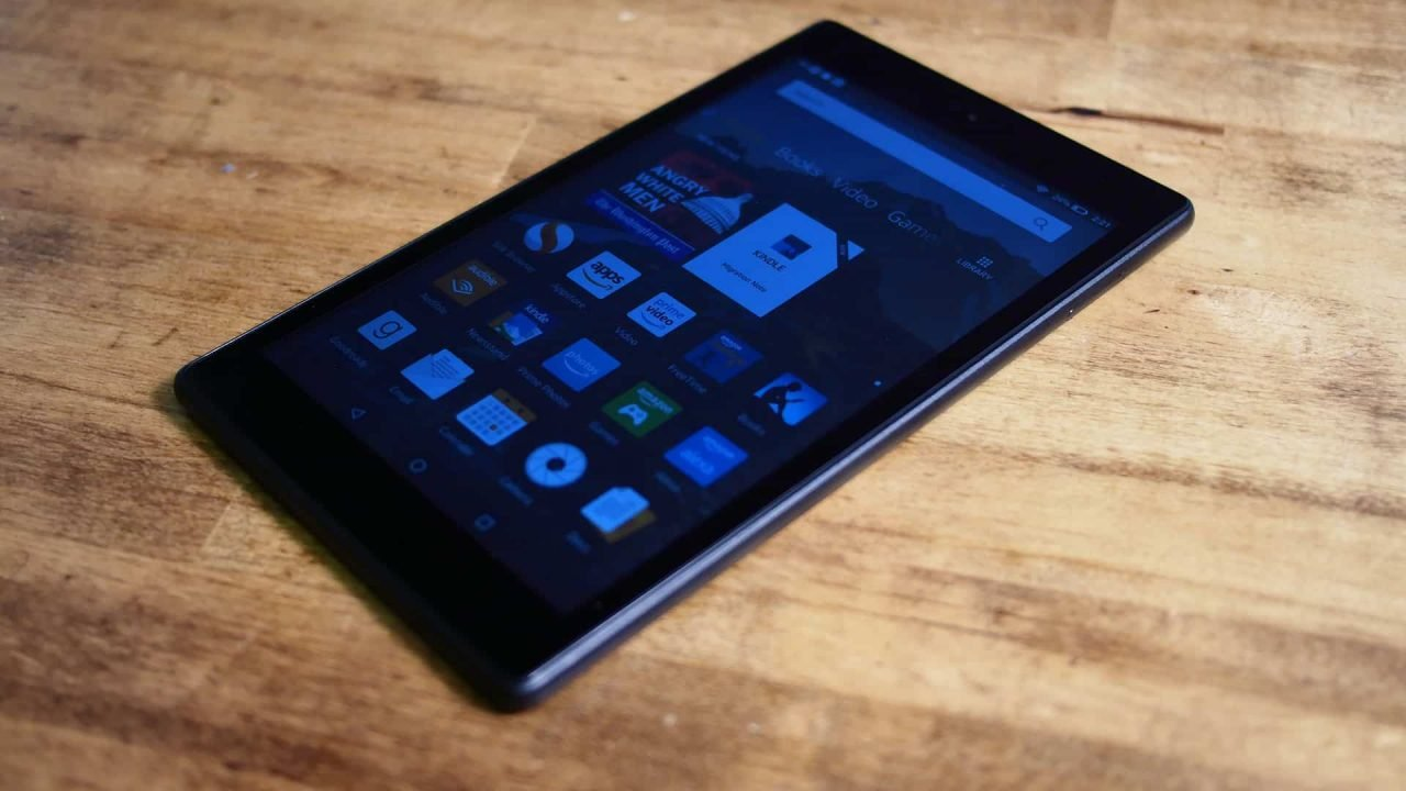 Amazon Fire Hd 8 (8Th Generation) Review 4