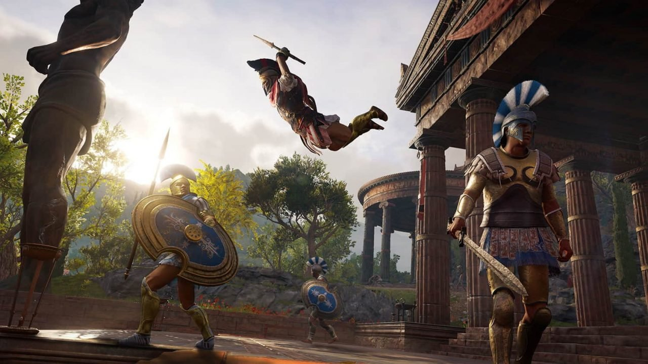 Assassin's Creed Odyssey (PS4) Review 1