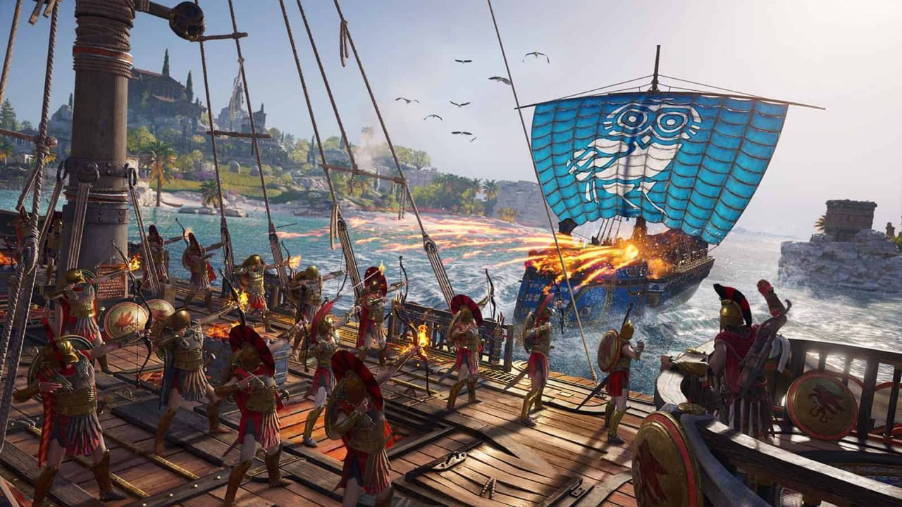 Assassin's Creed Odyssey (Ps4) Review 3
