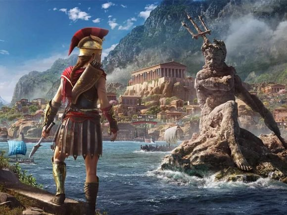 Assassin's Creed Odyssey (PS4) Review