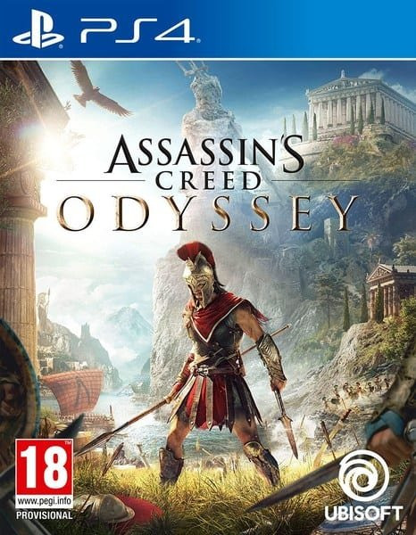 Assassin's Creed Odyssey (PS4) Review 6