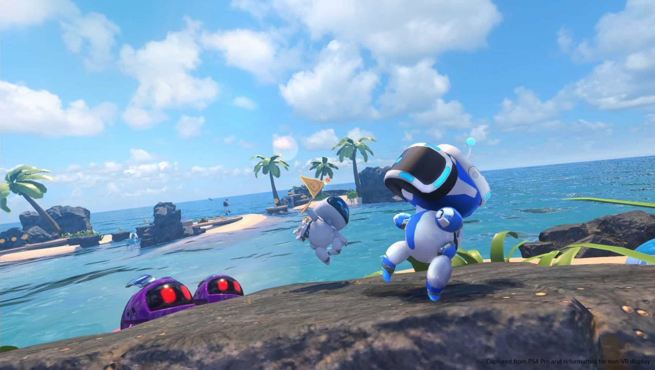 Astro Bot: Rescue Mission (PS4) Review 2