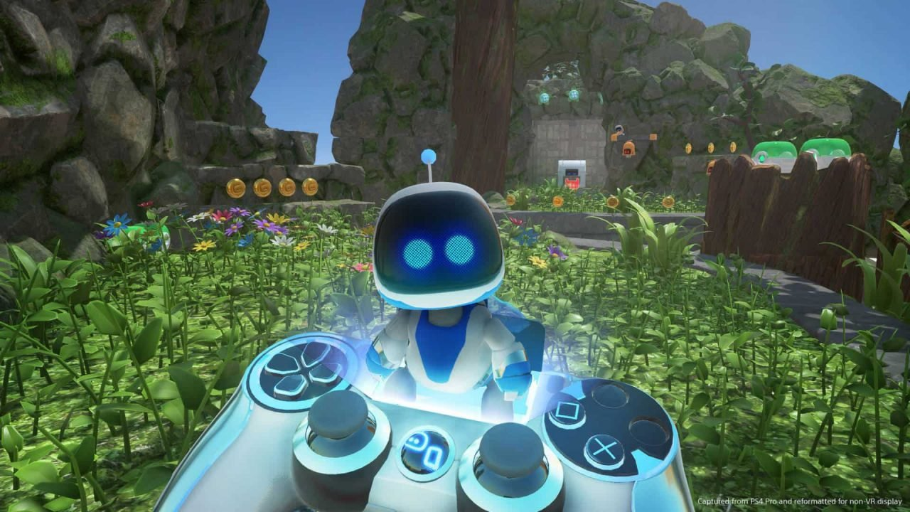 Astro Bot: Rescue Mission (Ps4) Review 4