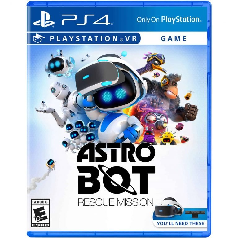 Astro Bot: Rescue Mission (PS4) Review 5