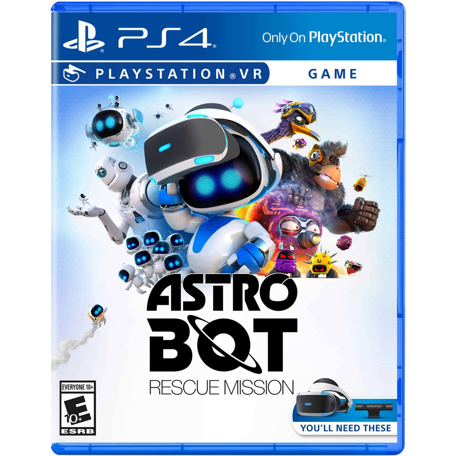 Astro Bot: Rescue Mission (PS4) Review 6