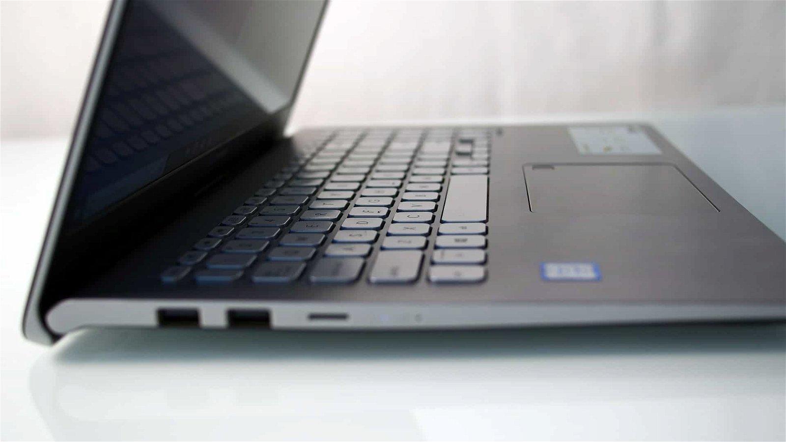 asus vivo book s review a beautiful keyboard