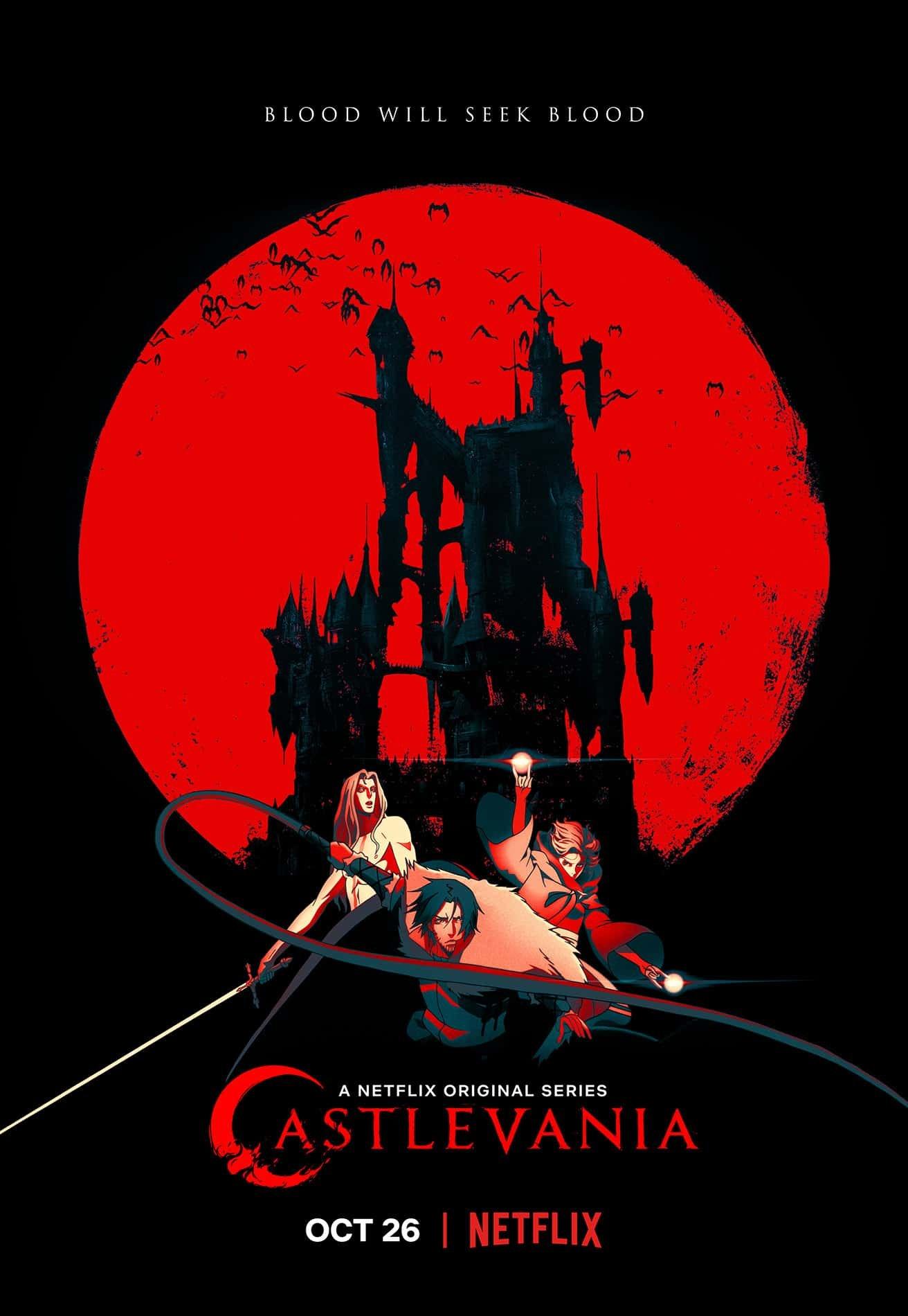 Castlevania Season 2 Review 3