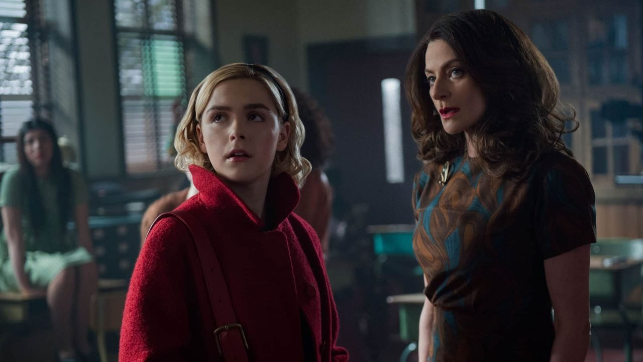 Chilling Adventures Of Sabrina Review 1
