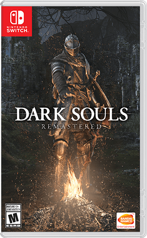 Dark Souls Remastered (Switch) Review 2
