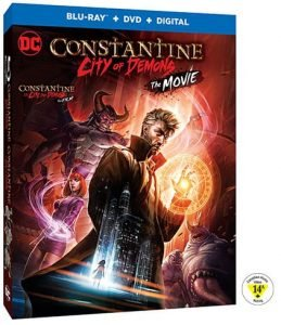 DC: Constantine: City of Demons Giveaway