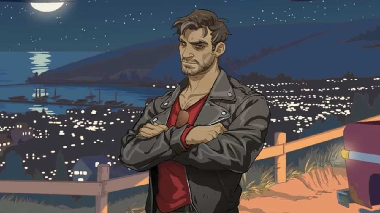 Dream Daddy: Dadrector's Cut Launches On PS4 This Month