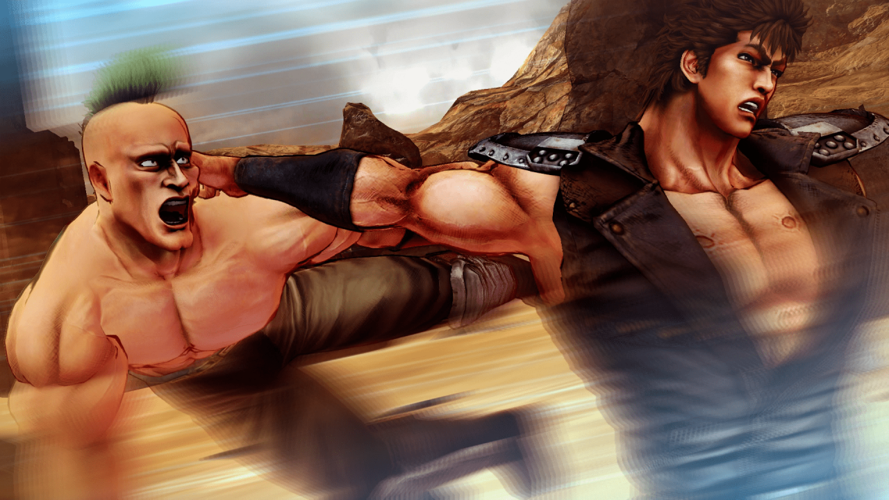 Fist Of The North Star: Lost Paradise (Ps4) Review 3