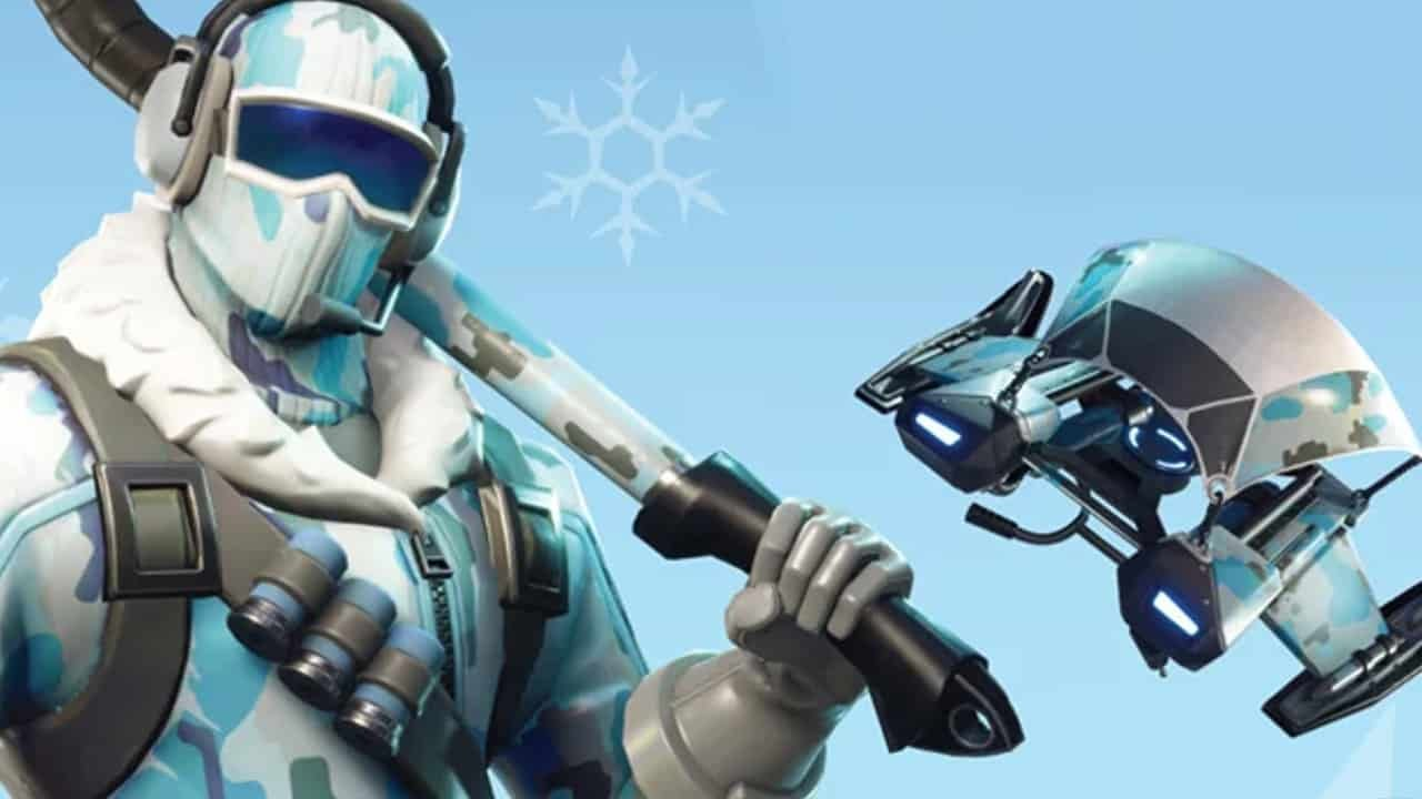Fortnite: Deep Freeze Bundle Now Available for Pre-Orders