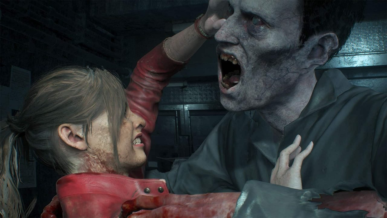 Hands-On with Claire's Terrifying Resident Evil 2 Campaign 1