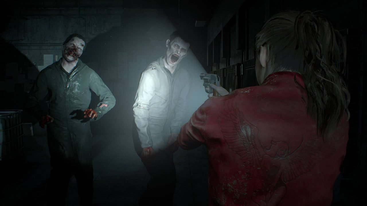 Hands-On with Claire's Terrifying Resident Evil 2 Campaign 2