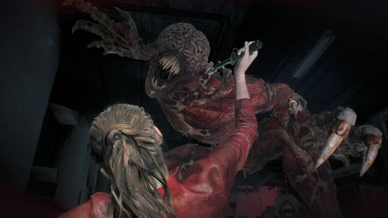 Hands-On with Claire's Terrifying Resident Evil 2 Campaign 3