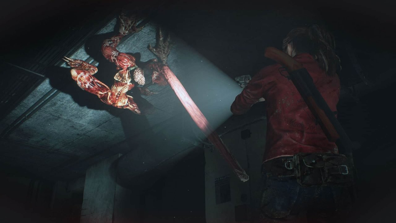 Hands-On with Claire's Terrifying Resident Evil 2 Campaign 4