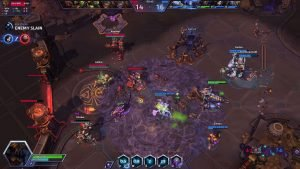 Heroes of the Storm Features Epic Battles In The Punisher Arena 1