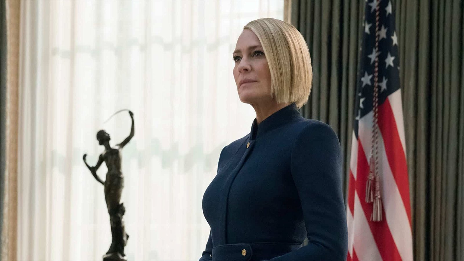 House of Cards Season 6 Review - A new president