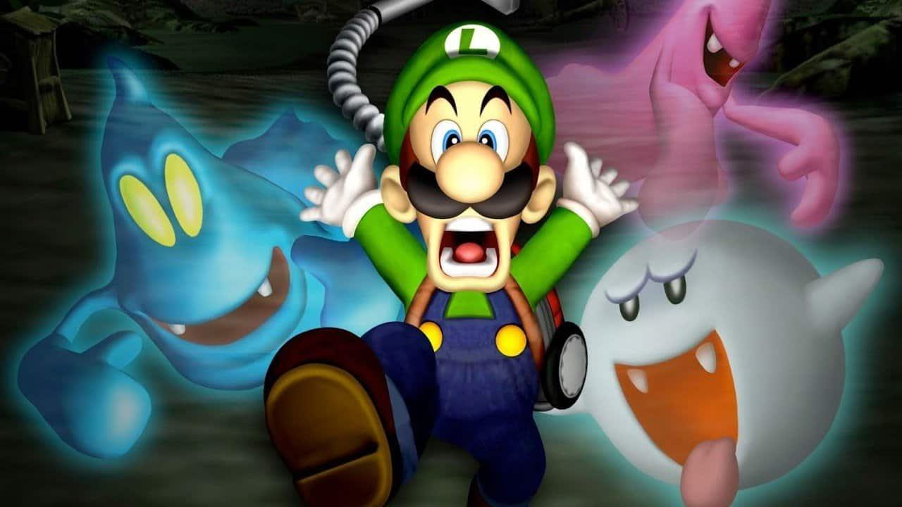 Luigi's Mansion (3DS) Review 1