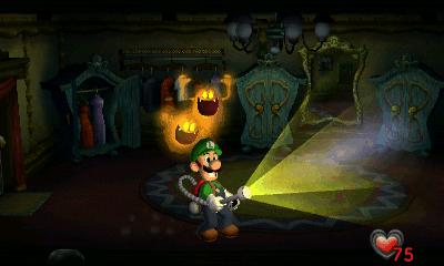 Luigi's Mansion (3Ds) Review 2