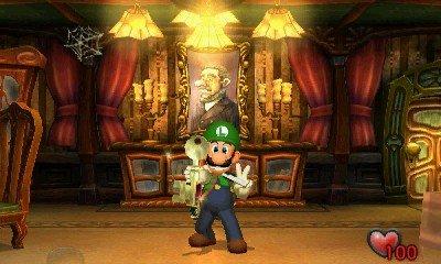 Luigi's Mansion (3Ds) Review 5