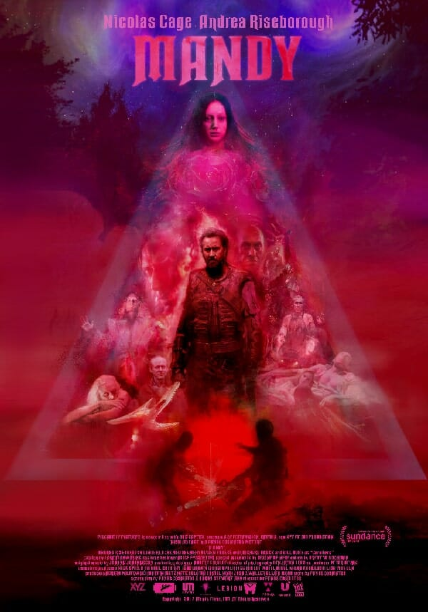 Mandy (Movie) Review 1