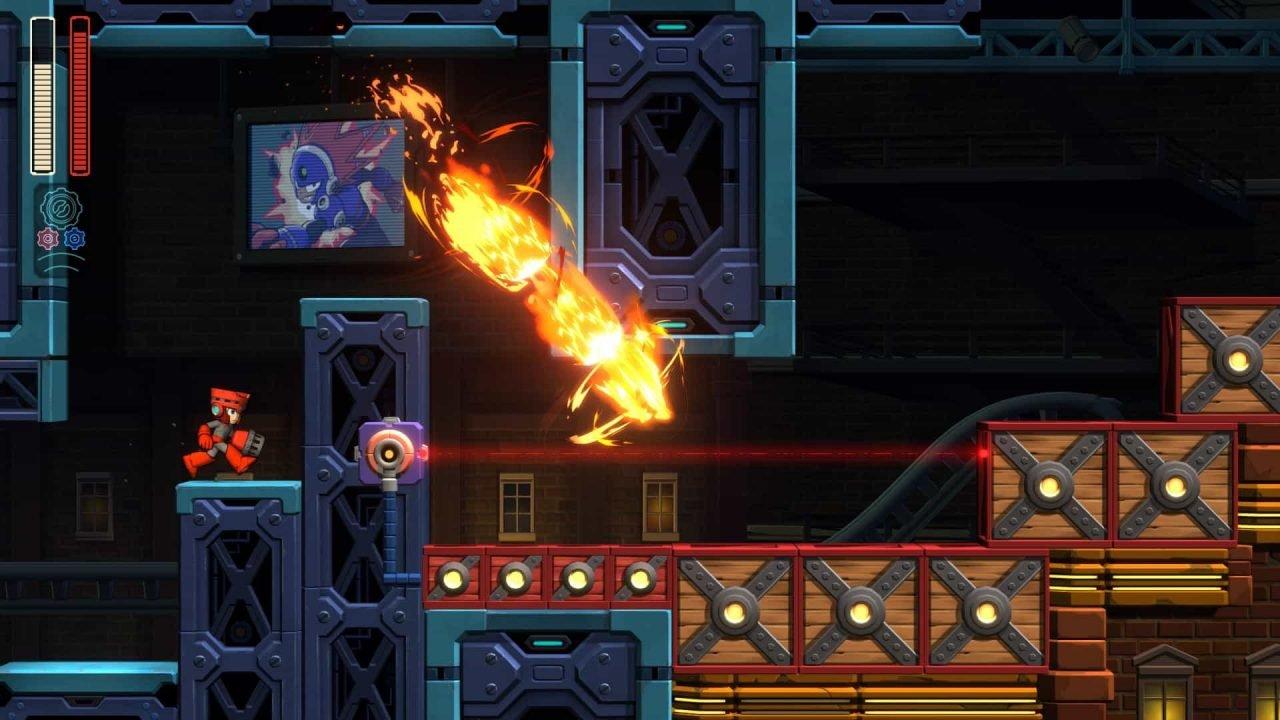 Mega Man 11 (Ps4) Review 6