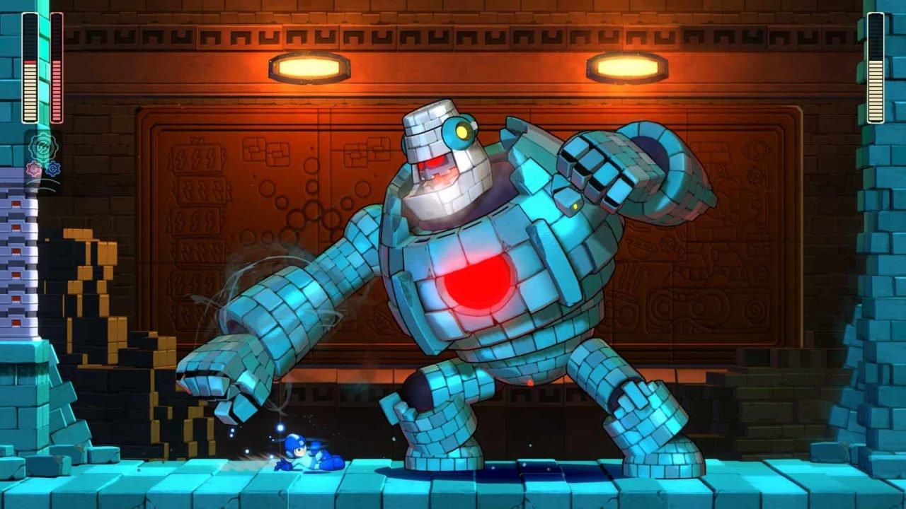 Mega Man 11 (Ps4) Review 7