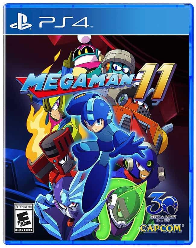 Mega Man 11 (PS4) Review 1