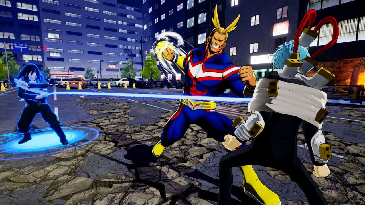 My Hero One'S Justice (Ps4) Review 4