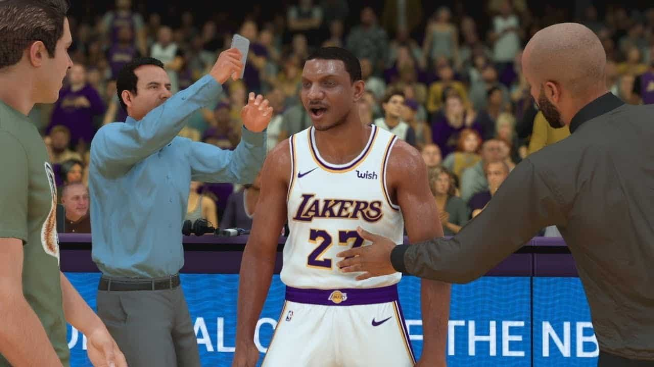 NBA 2K19 (Review) Xbox One 1