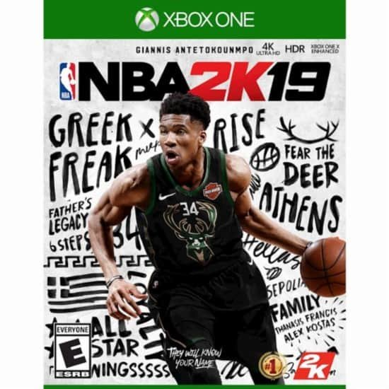 NBA 2K19 (Review) Xbox One 3