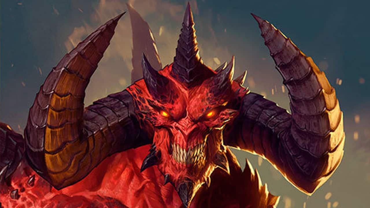 New Diablo Reign of Terror Merch Might Be Tied to Diablo 4