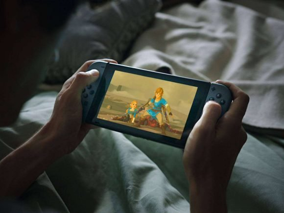 New Version Of The Nintendo Switch Coming Next Year