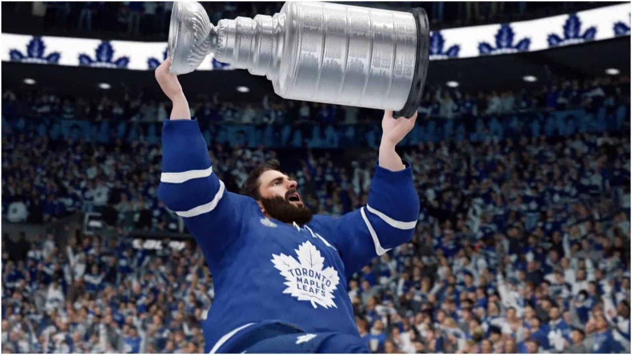 NHL 19 Predicts Toronto Maple Leafs Championship