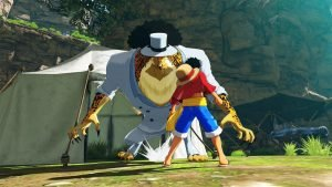One Piece World Seeker Tokyo Game Show 2018 Preview 2