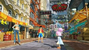 One Piece World Seeker Tokyo Game Show 2018 Preview 3