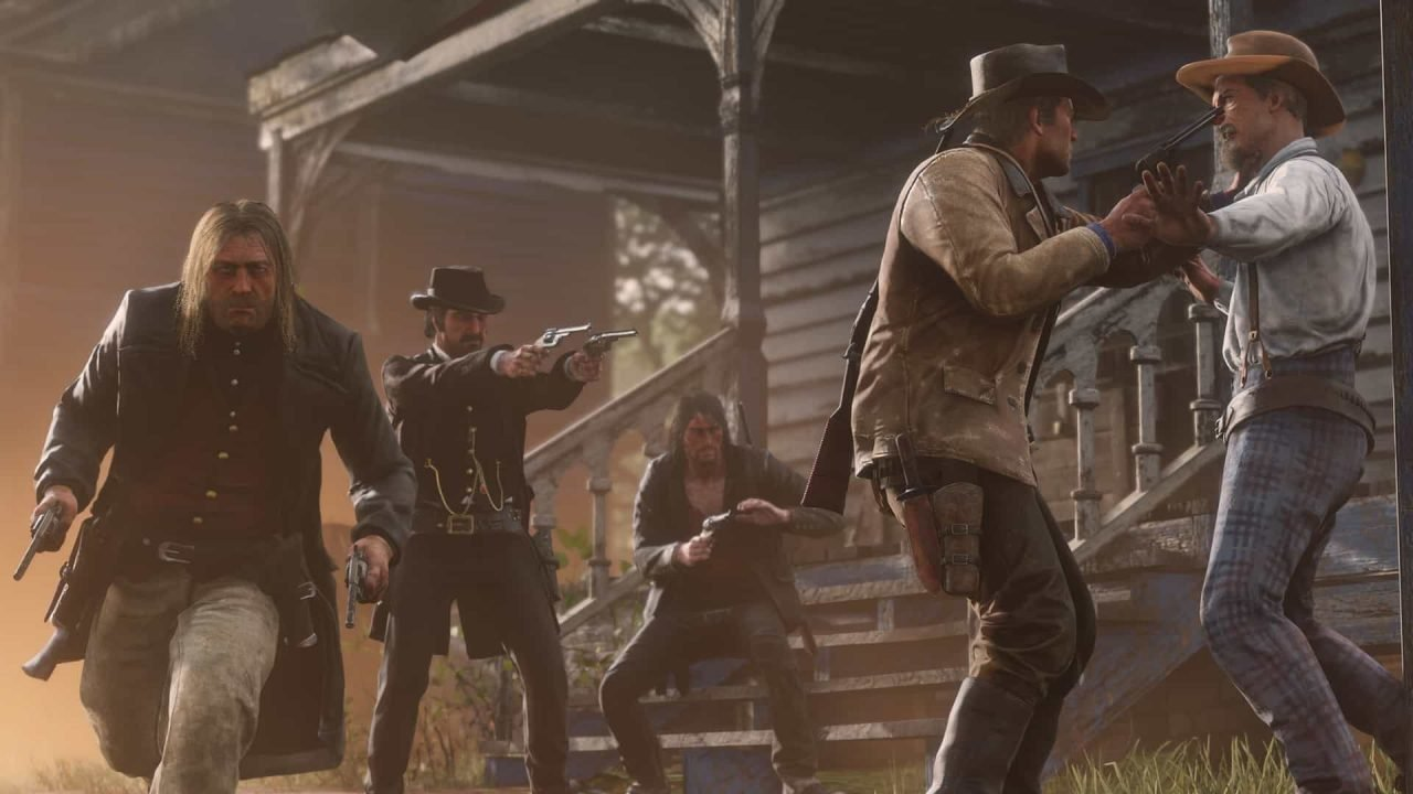 Red Dead Redemption 2 Review 14