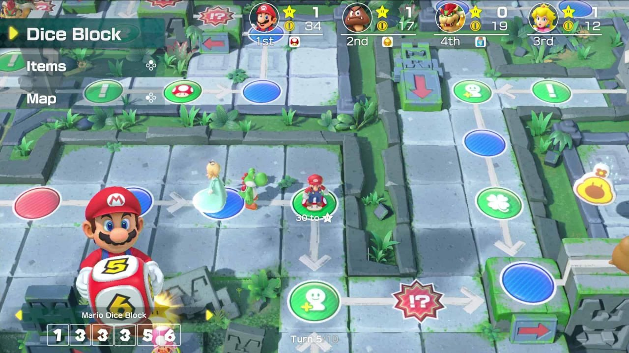 Super Mario Party (Nintendo Switch) Review 3