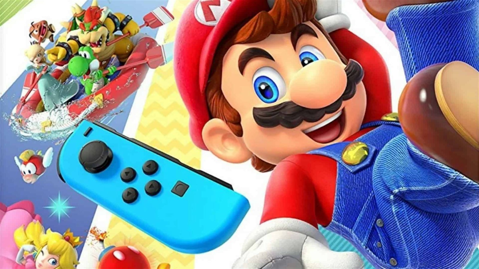 Super Mario Party (Nintendo Switch) Review 1