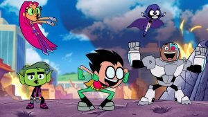 Teen Titans Go! To The Movies Blu-ray™ Giveaway