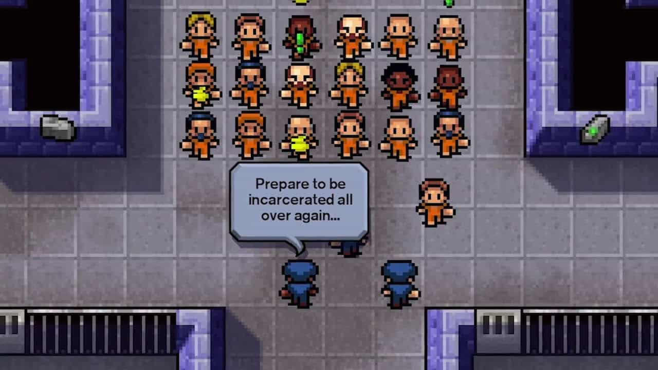 The Escapists: Complete Edition (Nintendo Switch) Mini-Review 2