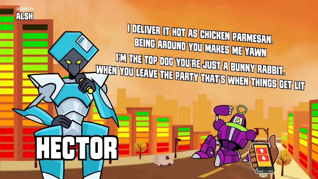 The Jackbox Party Pack 5 (Nintendo Switch) Review 1