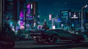 The World of Cyberpunk 2077 4